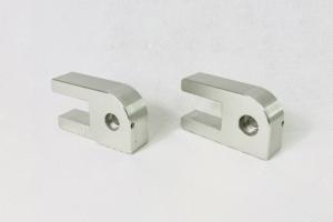 アルミパーツ 爪 マシニング A5052
