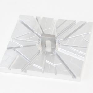 板チョコの型の原型 A5052 マシニング加工